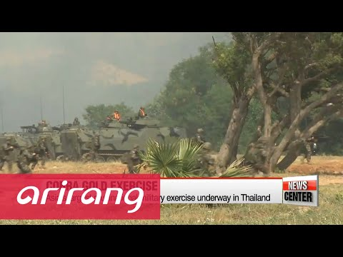 2016 Cobra Gold exercise kicks off in Thailand