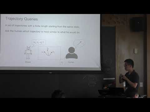 ICAPS 2017: Approximately-Optimal Queries for Planning in Reward-Uncertain Markov Decision Processes