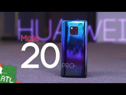 Huawei Mate 20 Pro  The Triple Eyed Beast!