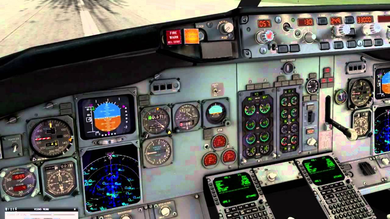 Hydraulics System Video - IXEG - International X-Plane