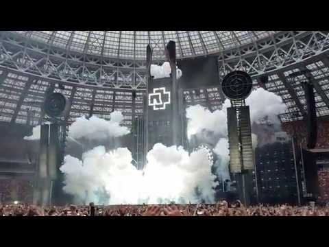 Rammstein - Intro, Was Ich Libe, Live At Moscow 29.07.2019