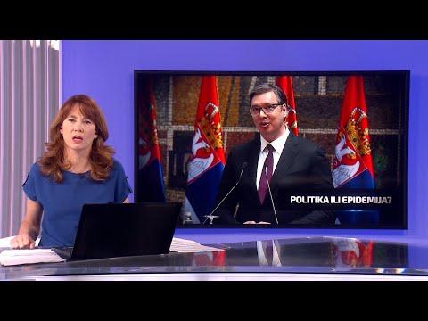 Dnevnik U 19 / Beograd / 27.5.2020.