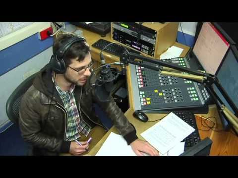 Radio Gibraltar Afternoons (Behind the Scenes)