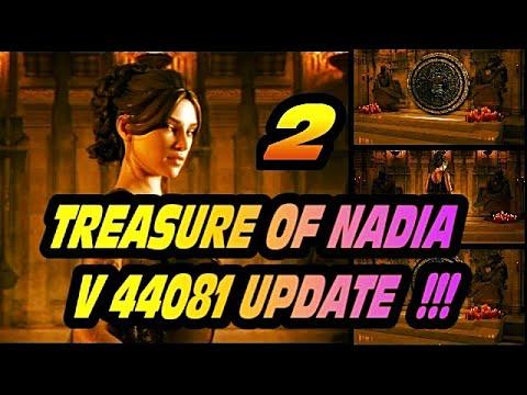 Treasure Of Nadia V44081 Update Walkthrough2 Bomb,Grand Talisman,TikPak Tablet,Broken And Pirate Key