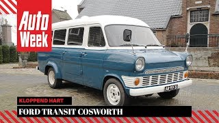 Kloppend Hart - Ford Transit Cosworth - 1969