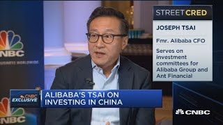 The trade deficit in China will reverse over the long-term: Alibaba vice chairman