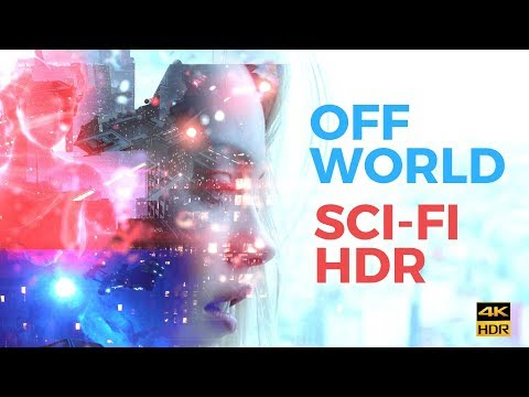 4KHDR | Off-World SCIFI [SHORT]