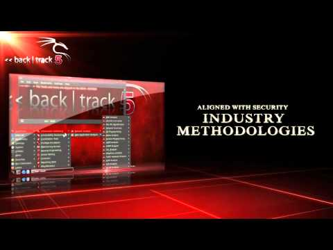 BackTrack 5 - Penetration Testing Distribution Trailer