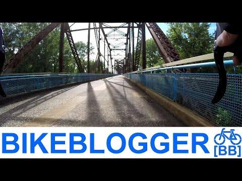 Riverfront Trail Island Loop Cycling Part 2 Bike Blogger