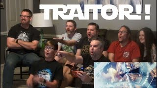 Last Jedi Reaction Video