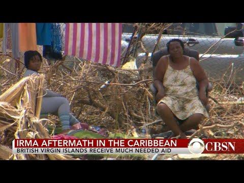 British Virgin Islands works to rebuild after Irma