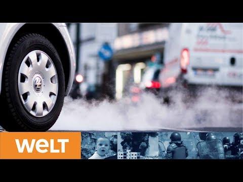 Diesel-Urteil: Mögliche Fahrverbote verunsichern Autofahrer - die Politik streitet sich