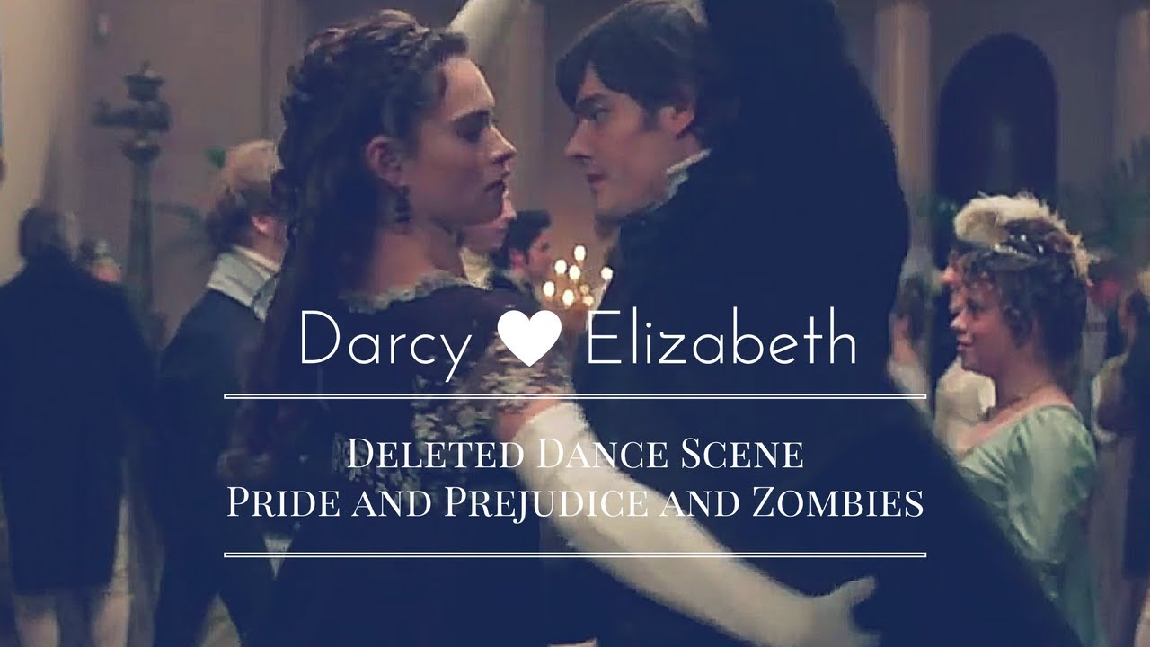Darcy & Elizabeth - deleted dance scene - PPZ