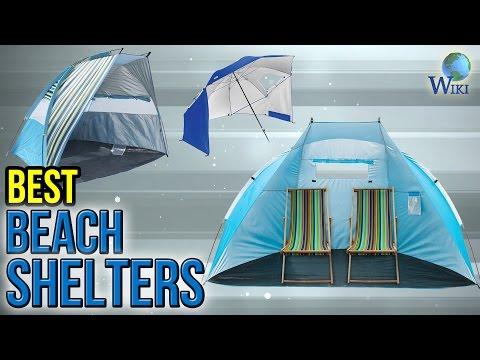 10 Best Beach Shelters 2017