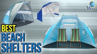 10 Best Beach Shelters 2017