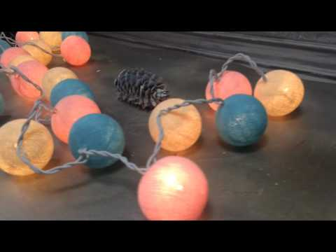 Китайские шары - YouTube
