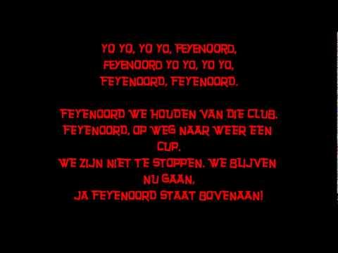 Feyenoord Song - Yo Yo Feyenoord! (Lyrics)