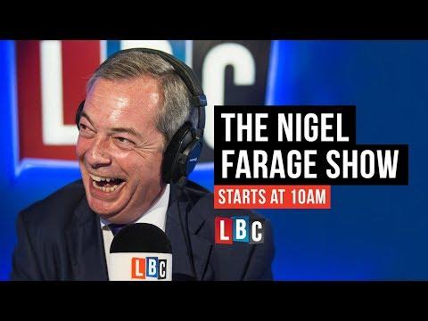 The Nigel Farage Show: 13th January 2019 - LBC