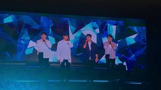 180113 Nuest w in Malaysia JR aegyo, Baekho Speaking Chinese & Malay  - Kwave 2 festival 2018