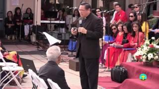 """Kính Lòng Chúa Thương Xót,TTCG 2015: LM Nguyễn Khắc Hy """"Lòng Chúa Thương Xót""""- P2 of 4"""