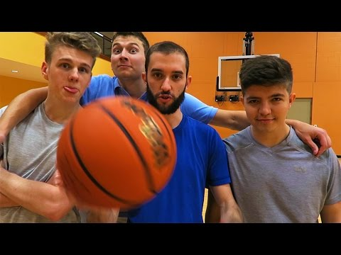 THE PACK BASKETBALL CHALLENGE!