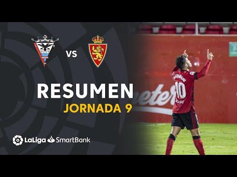 Mirandes Zaragoza Goals And Highlights