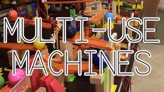 Multi-Use Machines (w/TheRGMGuy01)