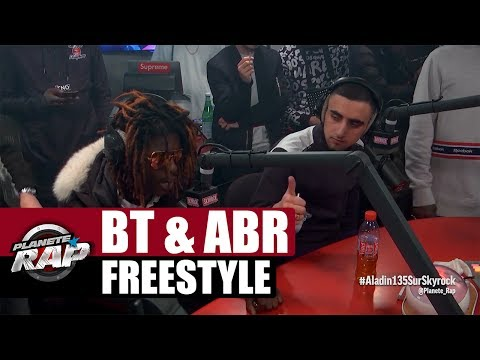 Freestyle BT x ABR #PlanèteRap