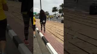 DUBAI MARATHON 2020 ...10KM RUNNING