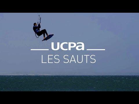 Tutoriel Kitesurf UCPA N°5 - Les sauts