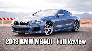 The $120,000 BMW M850i Is A High-Performance, Luxury Coupe