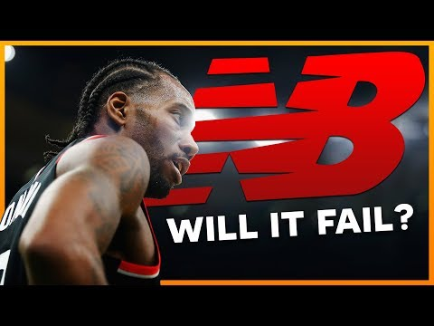 KAWHI LEONARD TO NEW BALANCE | Reaction & Analysis