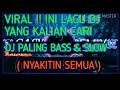 LAGU DJ NYAKITIN SEMUA VIRAL 2020 SLOW REMIX FULL BASS  TERBARU 2020