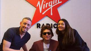 19/02/18 Nicky Wire - Virgin Radio  - Sam & Amy