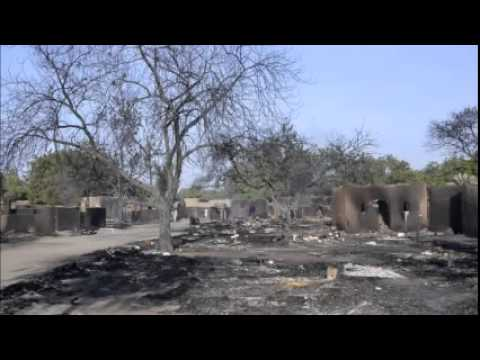 Boko Haram Attacks Gombe, Nigeria