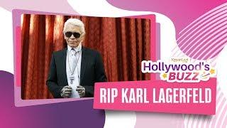 Karl Lagerfeld Meninggal Dunia, Selebriti & Model Turut Berduka
