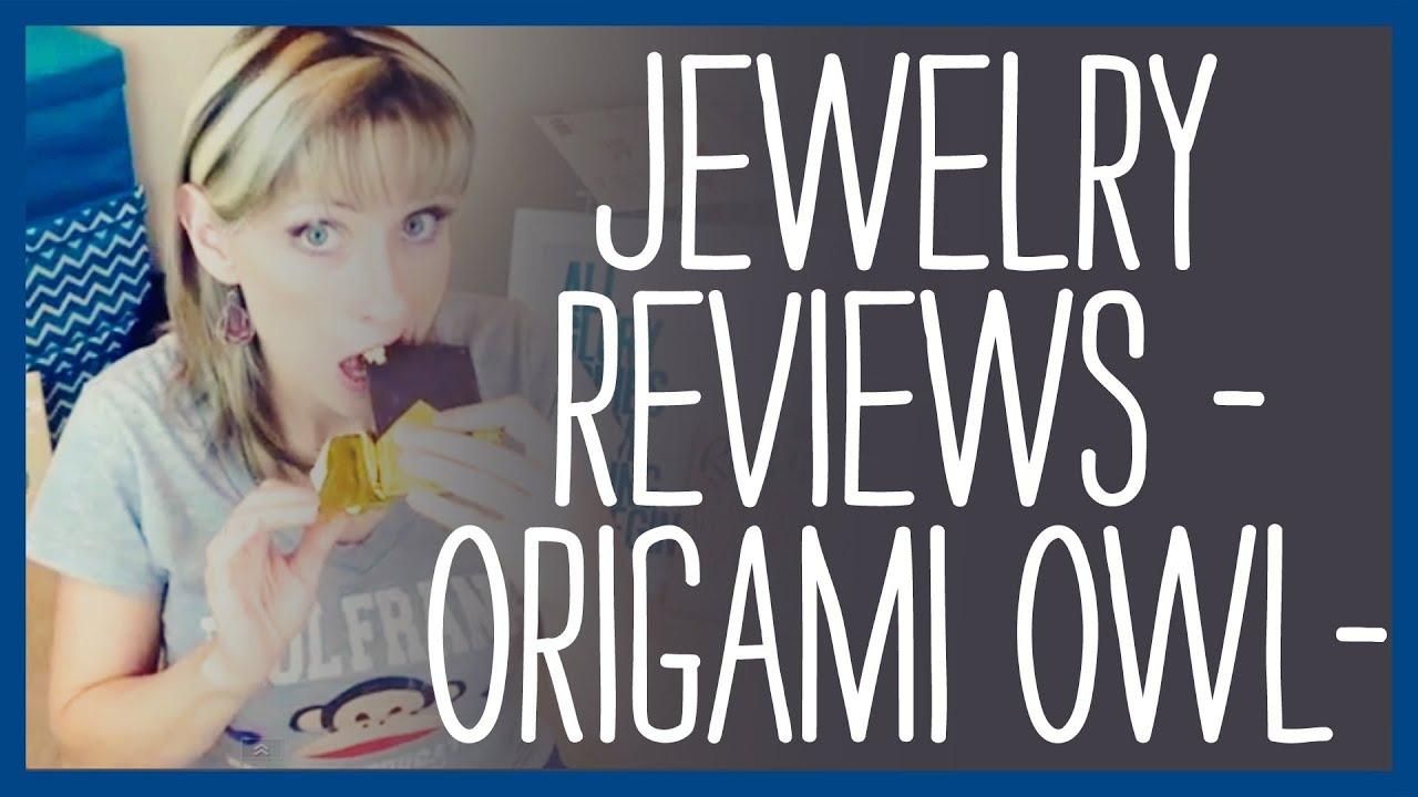 Jewelry Reviews - Origami Owl - YouTube - photo#47