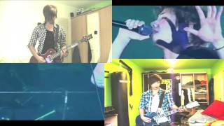New cover of ONE OK ROCK`s - Kemuri !!!!! In Use: 2 Asians ( Phuong...
