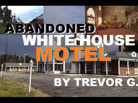 Abandoned White House Motel (Building #5)