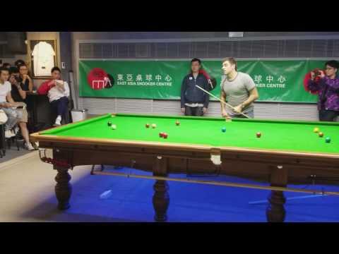 Ronnie O'Sullivan 114 vs Jimmy White (Exhibition in HK 2017) Frame 5