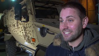 Military Vehicles | Behind the Scenes | Top Gear | Series 21
