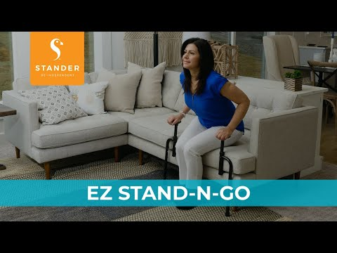 Chair With Lift Assistance ez stand-n-go - assist handle for your couch, chair, or recliner