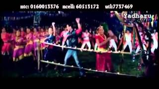 ▶ Anju Panta & Rajesh Payal New Movie Song 2013   Uttarai Bagne   MOVIE   Mero Jivan Sathi   YouTube