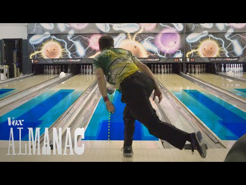 Thumbnail: The hidden oil patterns on bowling lanes