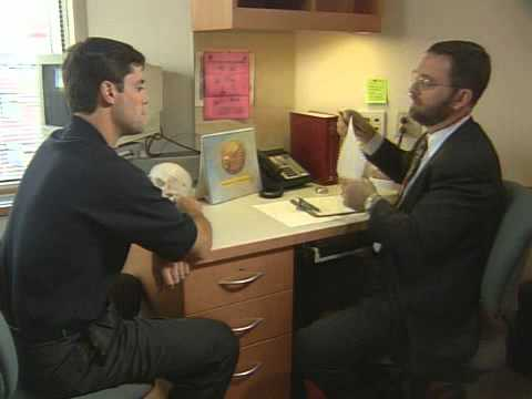 Pat LaFontaine & Dr. Jim Kelly: Neuropsychology Test