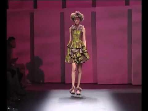 Bregje Heinen for Celia Vela @ 080 Barcelona Fashion