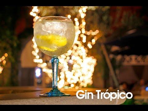 En estas fiestas decembrinas, aprende a preparar un Gin Trópico