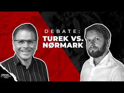 Does God Exist?  (Frank Turek vs Dennis Nørmark)