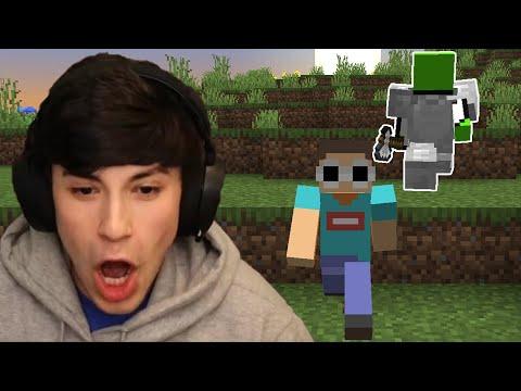Dream VS George Minecraft Manhunt (Full Livestream)