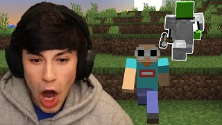 Dream VS George Minecraft Manhunt (Full Livestream)